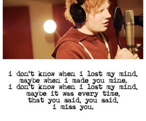 life, Lyrics, and miss you image