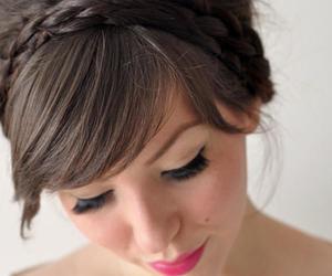Chica, dulce, and pelo corto image