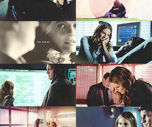 castle, stana katic, and caskett image