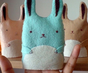 bunny and crafts image