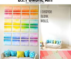 diy, art, and colorful image