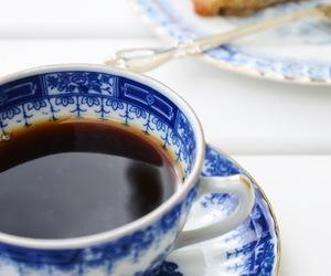 coffee, girly, and tea image