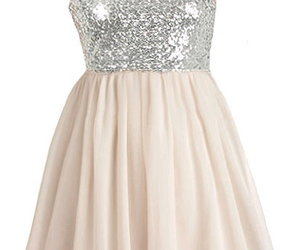 champagne, dress, and sparkles image