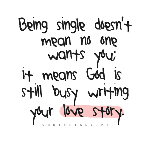 quotes about being single - Google Search on We Heart It