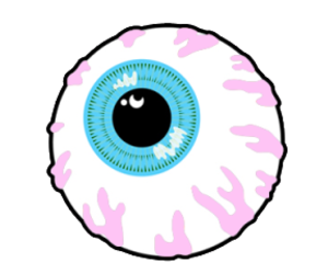 cool, eyeball, and png image