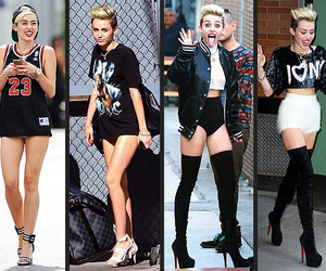 miley cyrus, miley, and outfit image