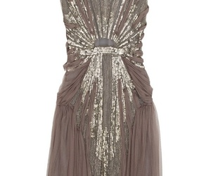 dress, pretty, and sparkle image
