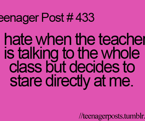 teenager post and true image