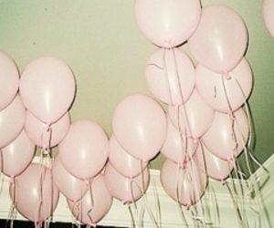 alternative, grunge, and balloons image