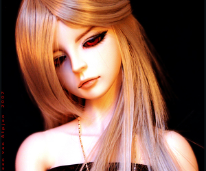 doll, dollfie, and pullip doll image