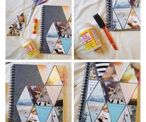 diy, do it yourself, and notebook image