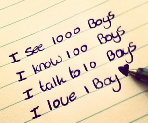 love and boy image