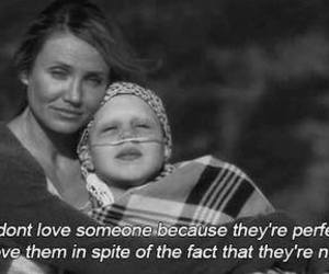 love, quotes, and my sister's keeper image