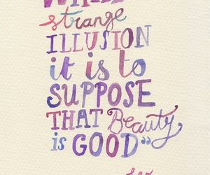 quote, beauty, and good image