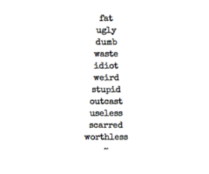 fat and ugly image