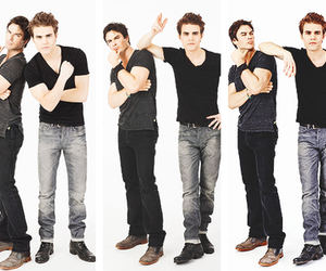 Hot, tvd, and cute image