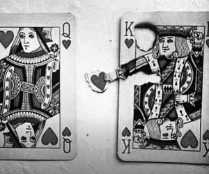 love, heart, and Queen image