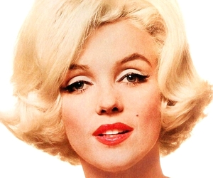 Marilyn Monroe, blonde, and old hollywood image