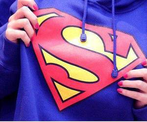 superman and blue image