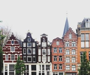 amsterdam, europe, and photography image