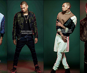 beautiful, chris brown, and clothes image