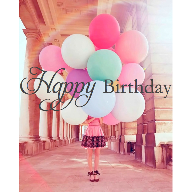 Image About Girl In Happy Birthday By