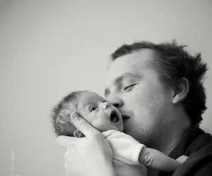 heath ledger, baby, and family image