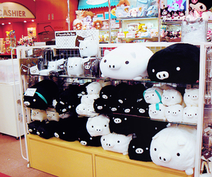 monokuro boo, kawaii, and store image