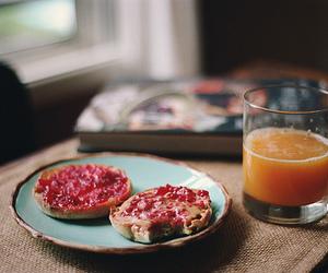 analog, food, and indie image