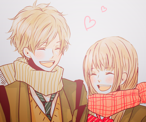 154 Images About Anime Couple Boy And Girl 3 On We Heart It See