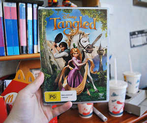 tangled, photography, and disney image