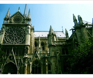 architecture, cathedral, and Catholic image
