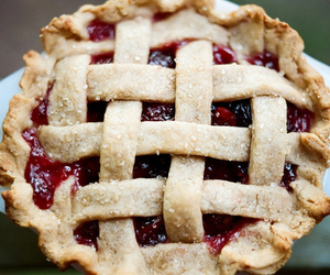 food, pie, and yummy image