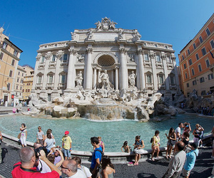 photography, italy, and rome image