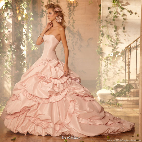 Eve of Milady Bridal Gowns | Wedding Inspirasi