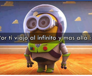 minions and infinito image