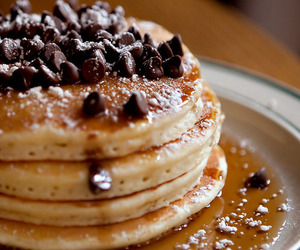 chocolate chip, delicious, and inspiration image