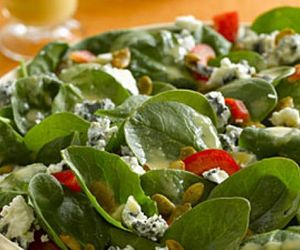 healthy, salad, and tasty image