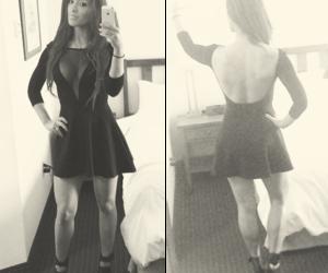 dress, sexy, and wwe image