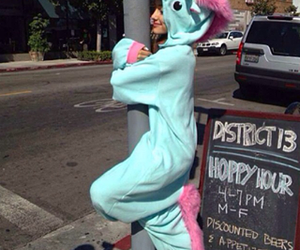 ariana grande, unicorn, and ariana image