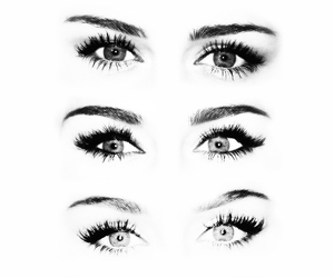 eyes, miley cyrus, and miley image