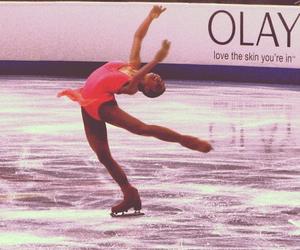 beautiful, figure skating, and ice image