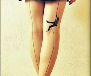 idea, pretty, and legs image