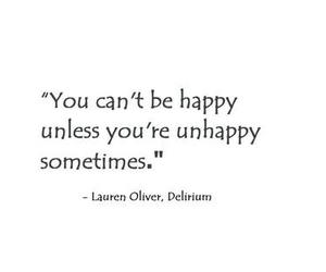 quote, book, and delirium image
