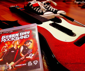 all star, black, and green day image