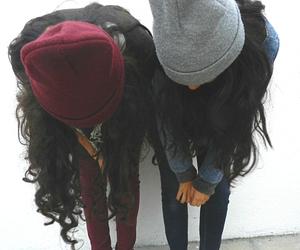 girls and beanies image
