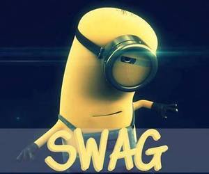 swag, minions, and funny image