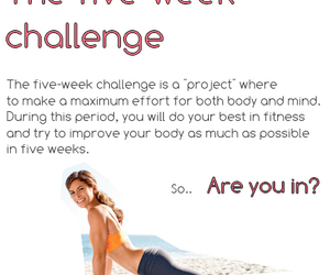 body, exercise, and challenge image