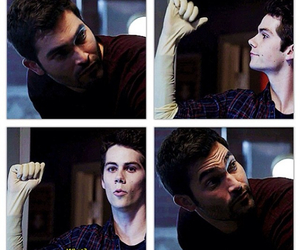 tw, derek hale, and cute image