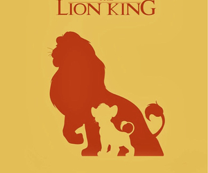 disney, the lion king, and movie image